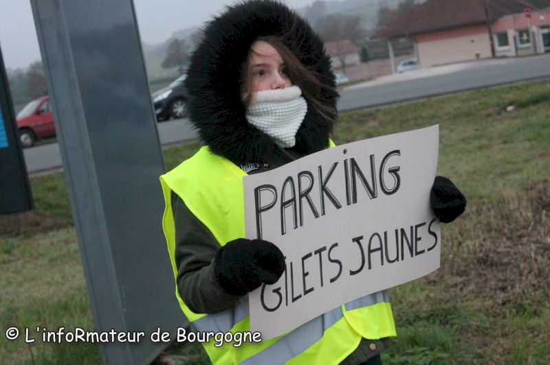 Casquette JE SUIS GILET JAUNE Révolte du Peuple Blocages Manifestations