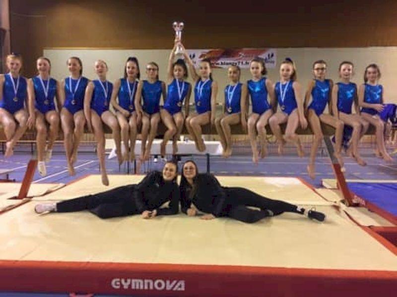 rencontres gymnastes