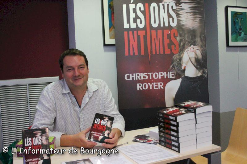 """Littérature - Christophe Royer et ses """"liaisons"""" intimes avec Montceau -  L'infoRmateur de Bourgogne"""