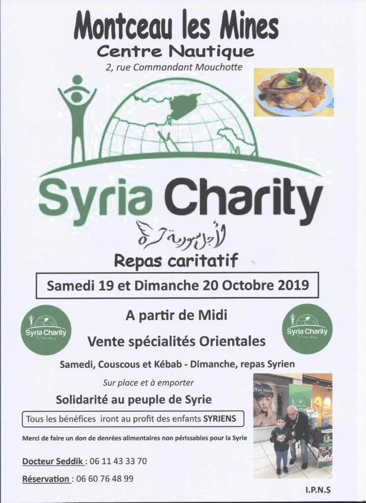 SYRIA SYRIE
