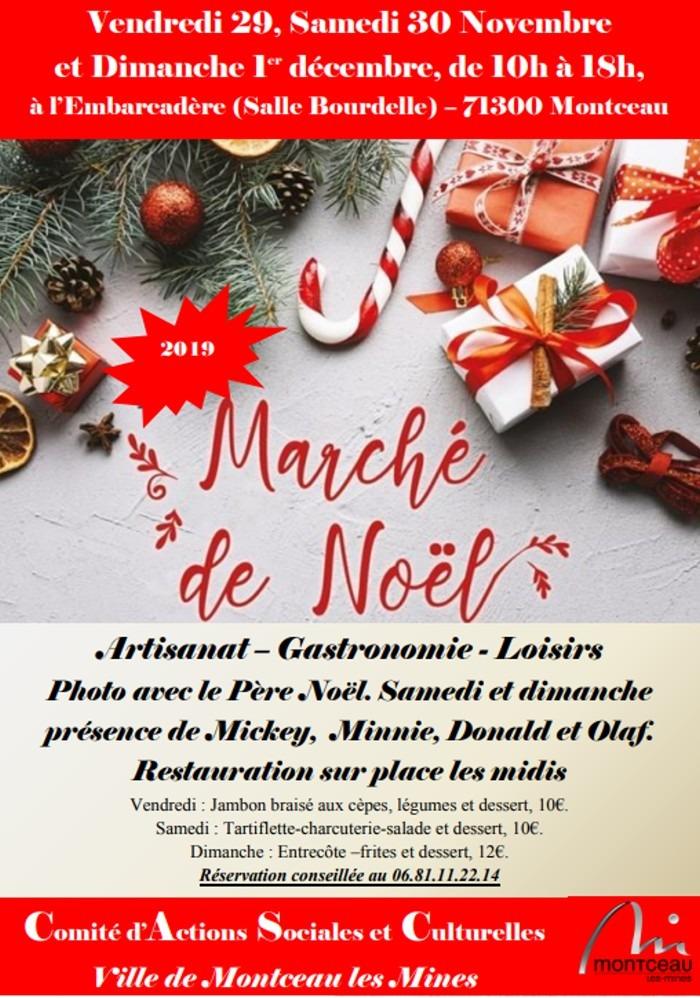 Marché De Noel Bourgogne Montceau   Marché de Noël à la Mode In Bourgogne   L'infoRmateur