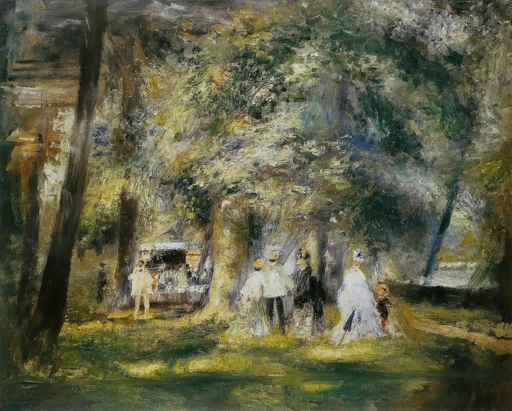Peinture Un Montcellien Decouvre Les Signatures Cachees Du Peintre Auguste Renoir L Informateur De Bourgogne